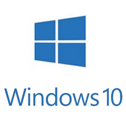 Windows® 10 Pro 64bit