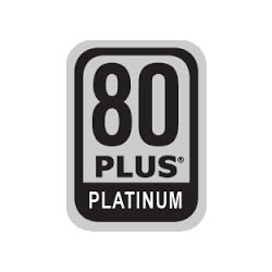 80 Plus Platinum 認証