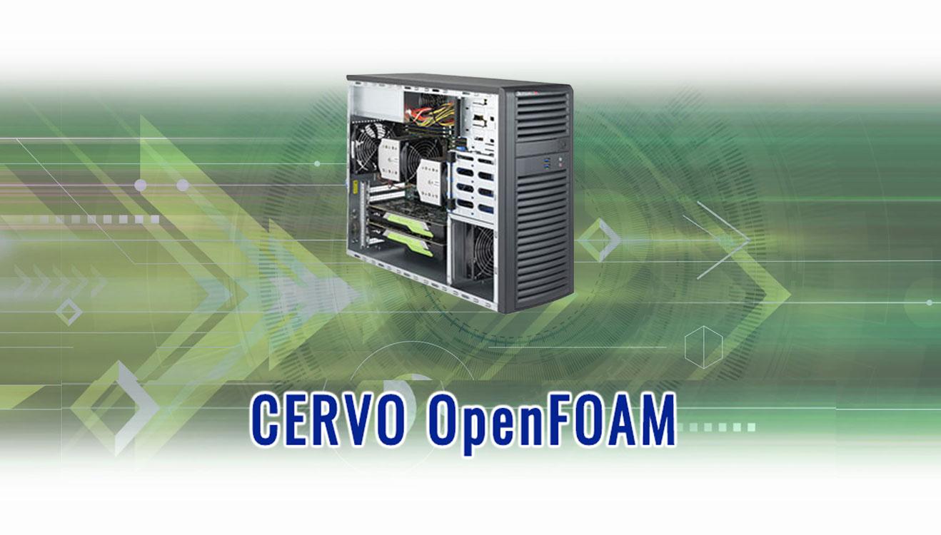 CERVO OpenFOAM